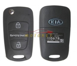 Kia Sportage 3 Button Flip...