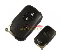 Lexus 3 Button Smart Key Case