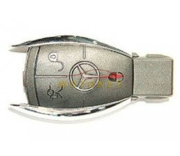 Mercedes 3 Button Chrome IR...