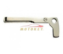 Mercedes Emergency Key Blank