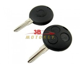 Smart Car 3 Button Key Case