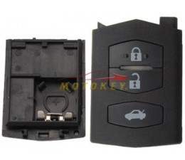 Mazda 3 Button Remote Case