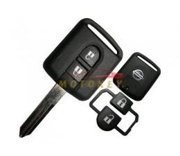 Nissan Micra 2 Button Key Case