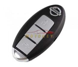 Nissan Smart Key Case 3 Button