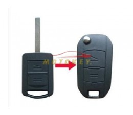 Opel 2 Button Flip Key...